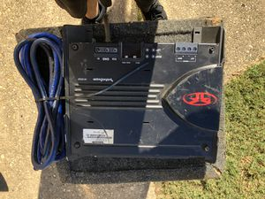 Rockford fosgate amp Rf2002 for Sale in Rockville, MD