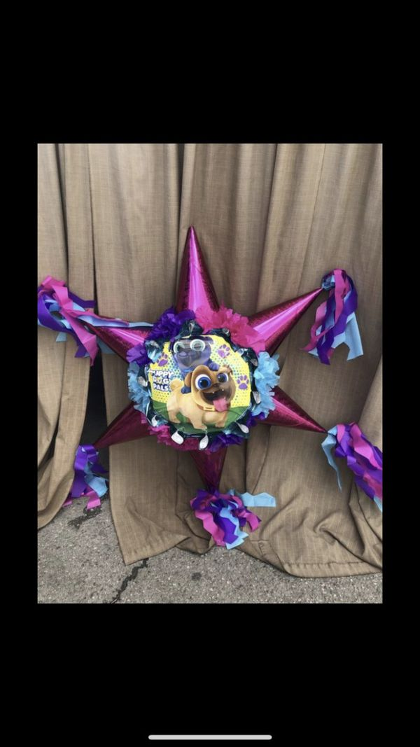 Puppy Dog Pals Bola Star Pinata for Sale in Culver City, CA - OfferUp