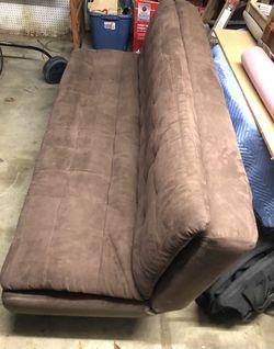 Futon sofa bed Thumbnail