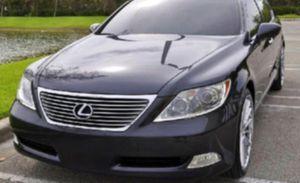 Photo ★ Black'07 Lexus LS460 ★