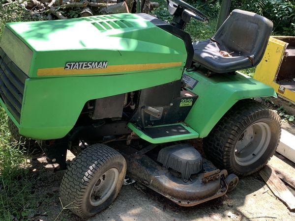 Statesman Yard Tractor For Sale In Richmond Va Offerup