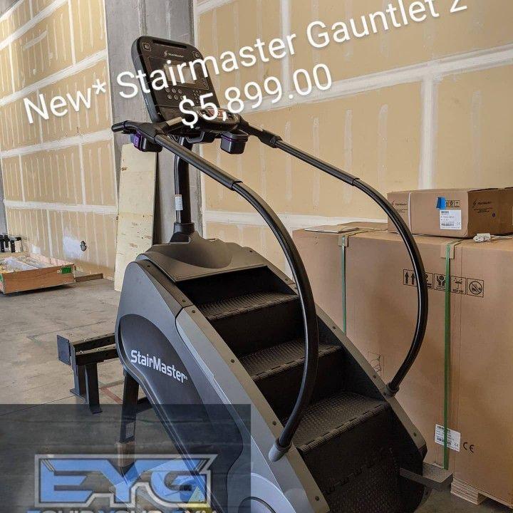 *NEW Stairmaster Gauntlet 2