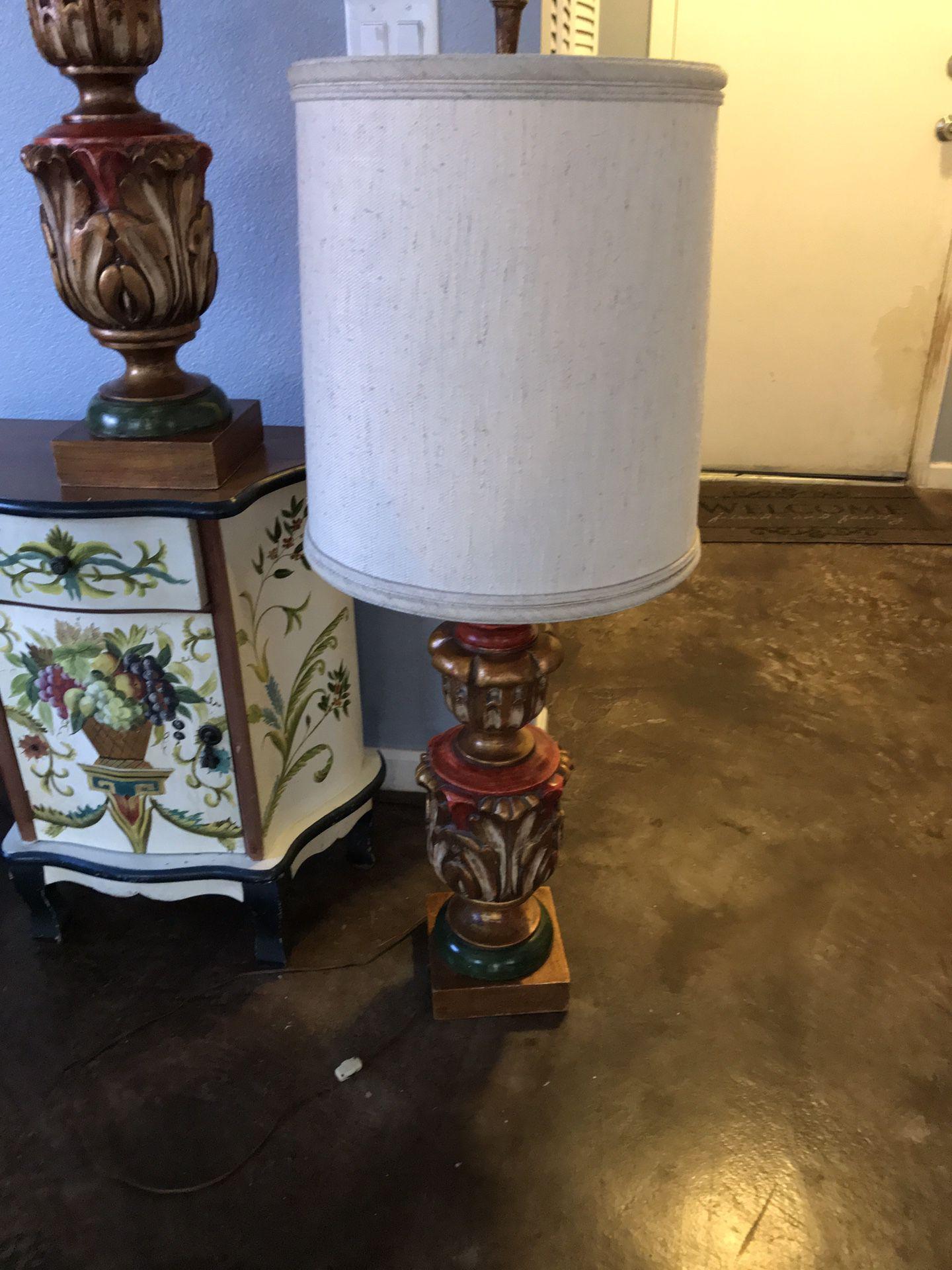 Lámparas grandes