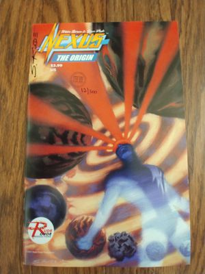 Nexus: The Origin comic SIGNED by Steve Rude! for Sale in Portland, OR
