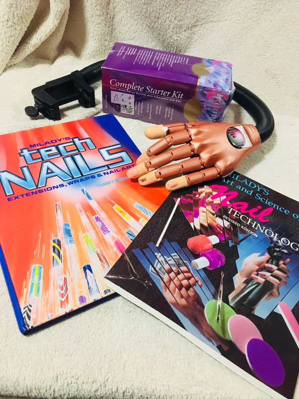 Manicure Practice Hand Nail Art Books For Sale In Bristow VA OfferUp
