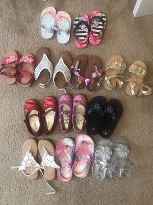 Girls shoes size 8-10 for Sale in St. Louis, MO