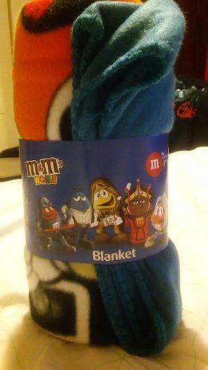 Brand New M&M World Star Wars Fleece Blanket for Sale in UT, US