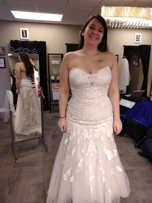 New And Used Wedding Dress For Sale In Seattle Wa Offerup