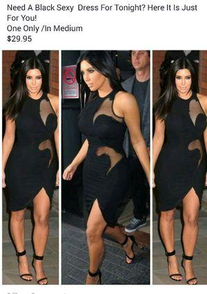 Black Sexy Dress for Sale in Dallas, TX