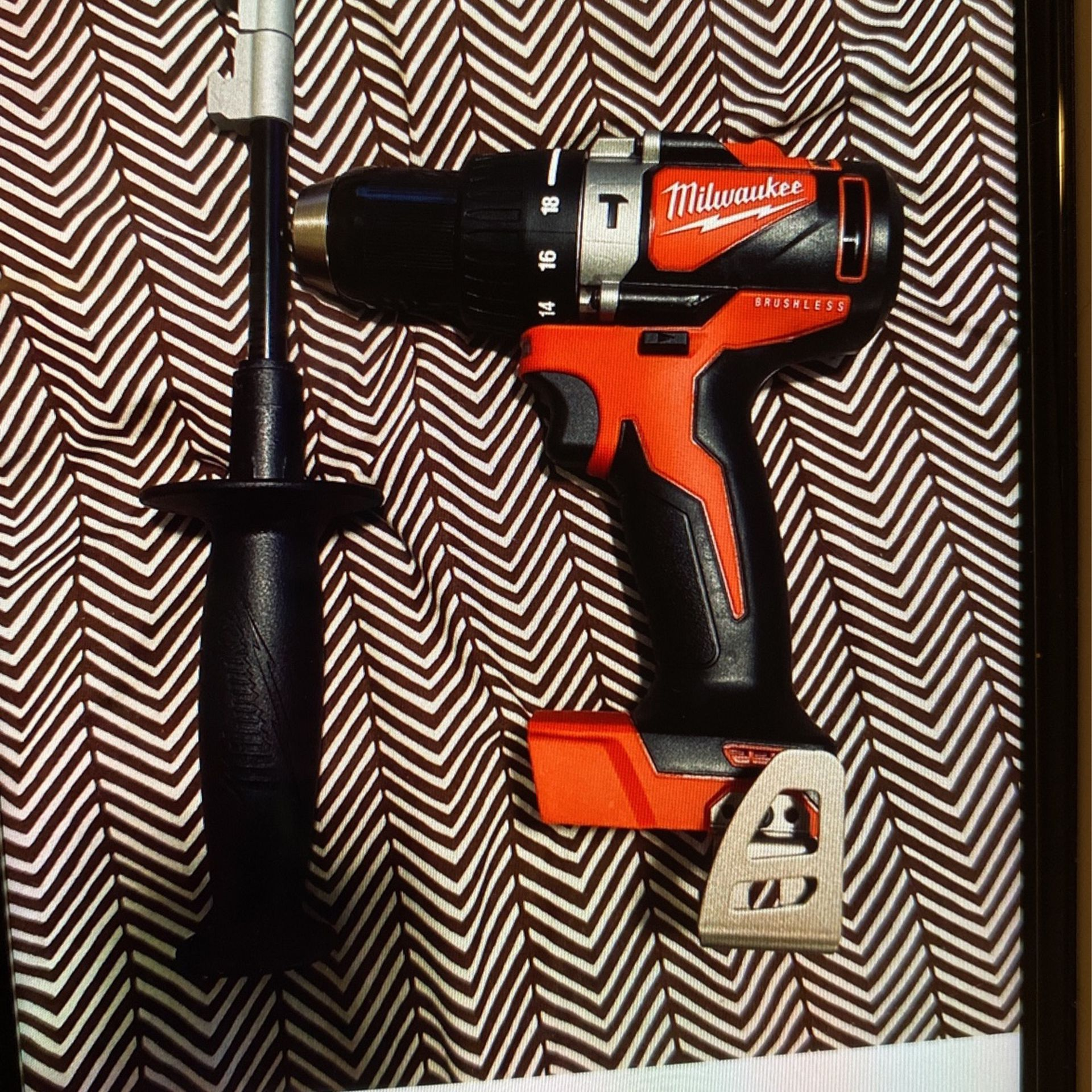 Milwaukee New Hammer Drill No Battery No Charger