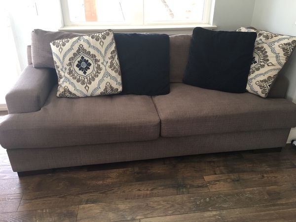 Fine Big Beautiful Full Sized Couch For Sale In Jamul Ca Offerup Evergreenethics Interior Chair Design Evergreenethicsorg