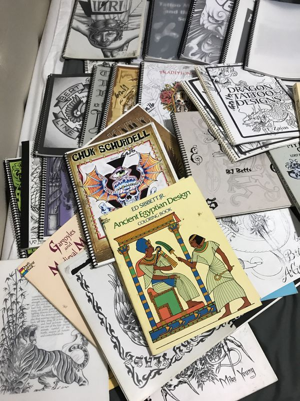 Tattoo books for Sale in Hialeah, FL - OfferUp