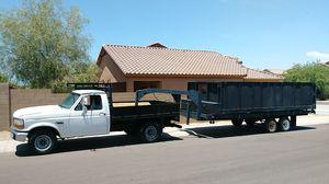 Traila y troca for Sale in Phoenix, AZ