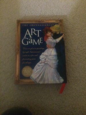 Art Game Impressionist for Sale in Washington, DC