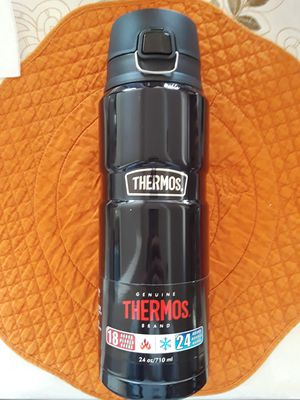 NEW Thermos Stainless King 24oz. Leak Proof Drink for Sale in Rockville, MD
