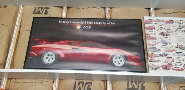 Real Nice Portrait Of A Lamborghini For Sale In Uppr Chichstr Pa