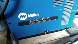 Miller Tig welder with bottle and allextras for Sale in Dundalk, MD