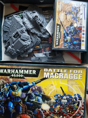 Warhammer toy and paint set for Sale in Tacoma, WA