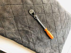 Photo Mac tools 3/8 flex head ratchet
