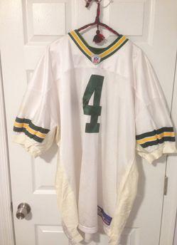 Reebok Brett Favre Green Bay Packers size 56 Thumbnail