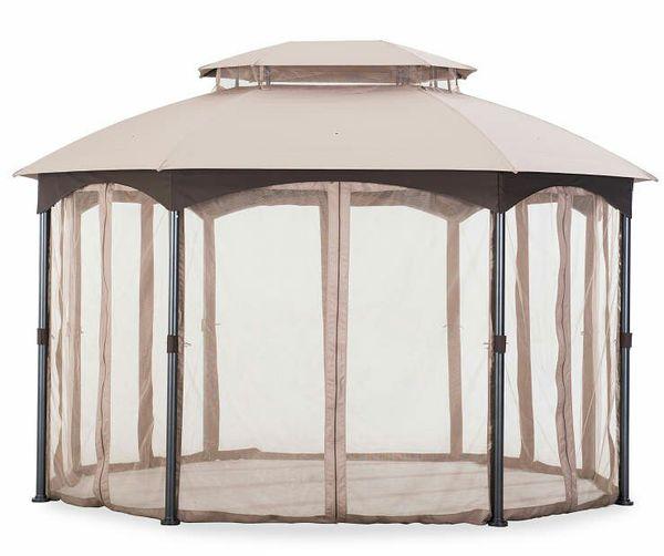 Wilson Fisher Manhattan Oval Gazebo 10 X 12 For Sale In