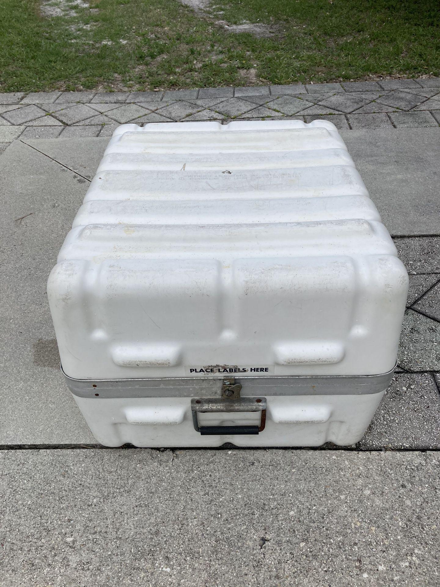 Thermodyne reusable hard case