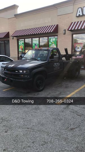 D & D Towing >> D D Towing For Less For Sale In Bellwood Il Offerup
