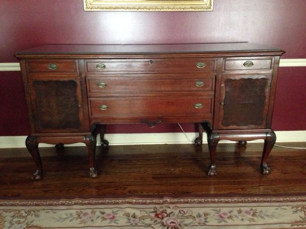 Chippendale Ball Claw Sideboard 1860 S For Sale In Thomasville