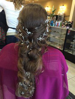 Hair jewelry Thumbnail