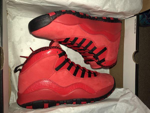 """new style bff4e 79b74 Jordan 10 hoh """" Steve wiebe """" sz 9.5 for Sale in Fort Lauderdale, FL -  OfferUp"""