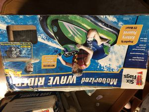 Motorized wave rider for Sale in Silver Spring, MD