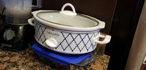 Moving out sale! Food warmer pot, excellent condition for Sale in NO POTOMAC, MD
