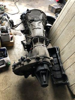 Jeep Grand Cherokee transmission Thumbnail