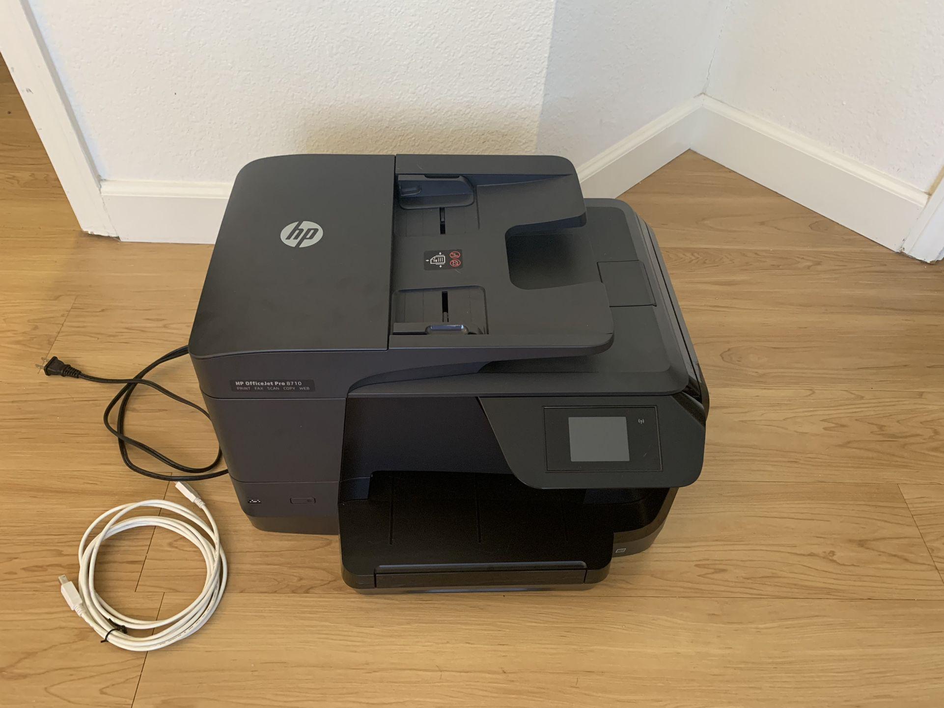 HP Office Jet Pro 8710