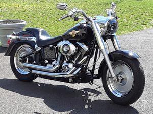 Photo '05 Harley Davidson Fatboy Anniversary Edition