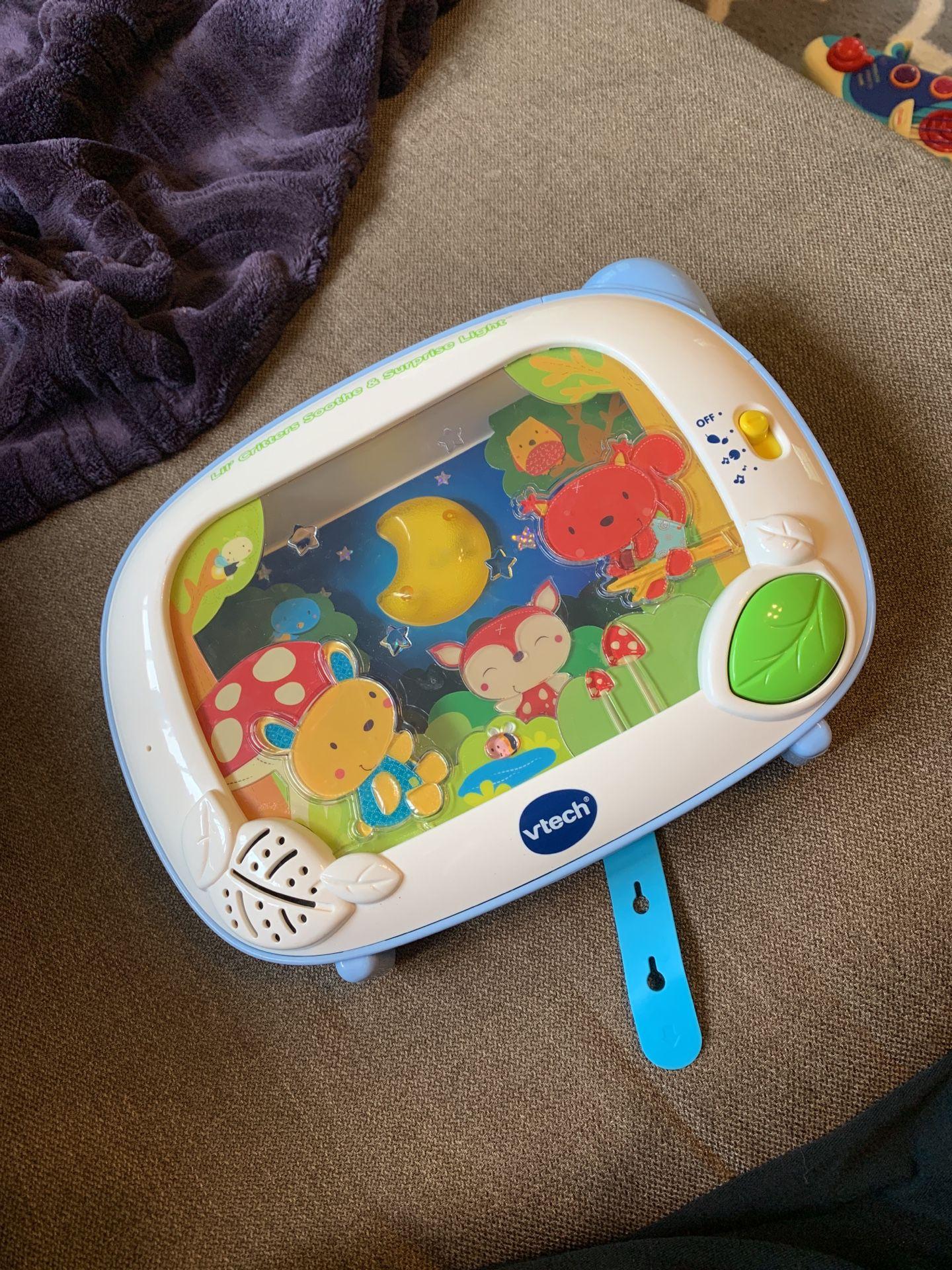 VTech Baby Crib toy