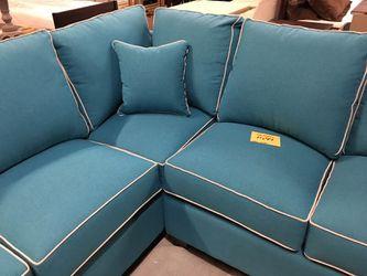 Two sofas sectional Thumbnail