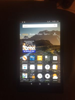Amazon kindle fire HD 8 no charger for Sale in Forest Heights, MD