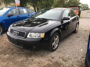 2004 Audi A4 6 speed Quattro for Sale in Elyria, OH