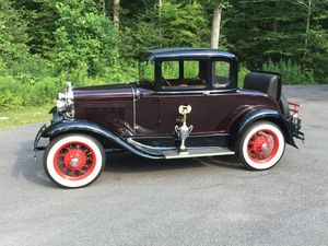 Photo 1931 Ford Model A fully restored