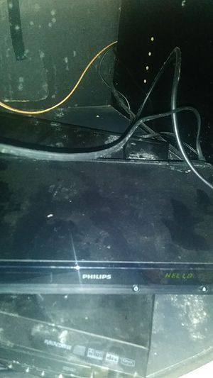 Phillips blu ray player for Sale in Tacoma, WA