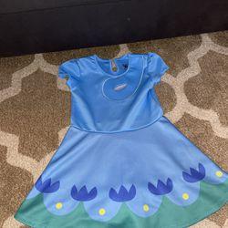 Trolls Poppy Dress 5/6 Thumbnail
