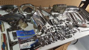 All ORIGINAL '55, '56 &'57 CHEVY parts. for Sale in Millville, NJ