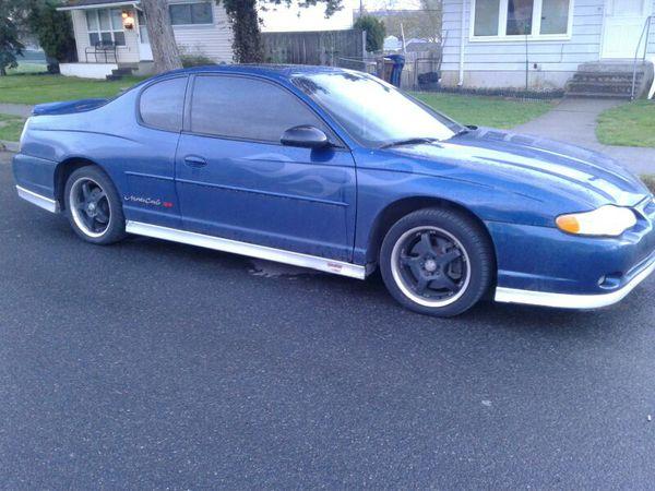 Spokane Used Car Dealerships >> 2003 monte carlo ss Jeff Gordon edition for Sale in ...