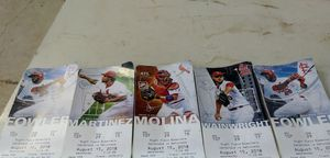 Cardinal tickets tonights game for Sale in St. Louis, MO