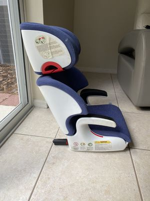 Photo High back booster car seat