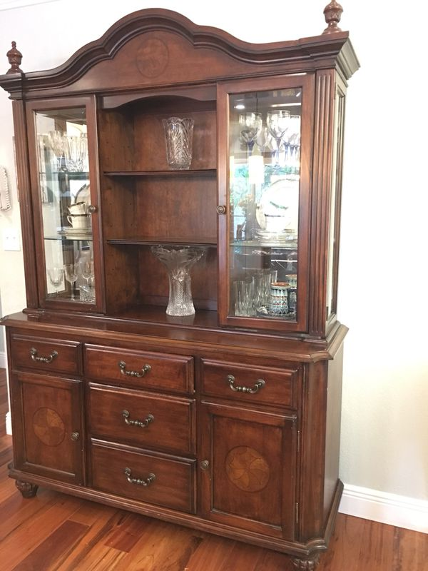 Ashley Furniture China Cabinet For Sale In Boca Raton Fl Offerup