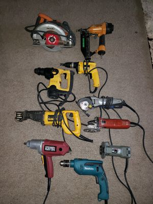 Tools $350 for Sale in West Springfield, VA