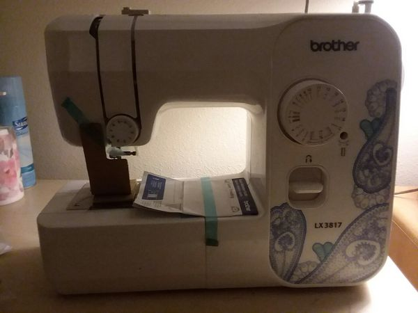 BROTHER LX40 SEWING MACHINE For Sale In Everett WA OfferUp Delectable Brother Lx3817 Sewing Machine