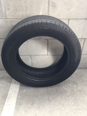 2 Michelin Energy Tires in Good Condition P235/55 R18 for Sale in Orlando, FL